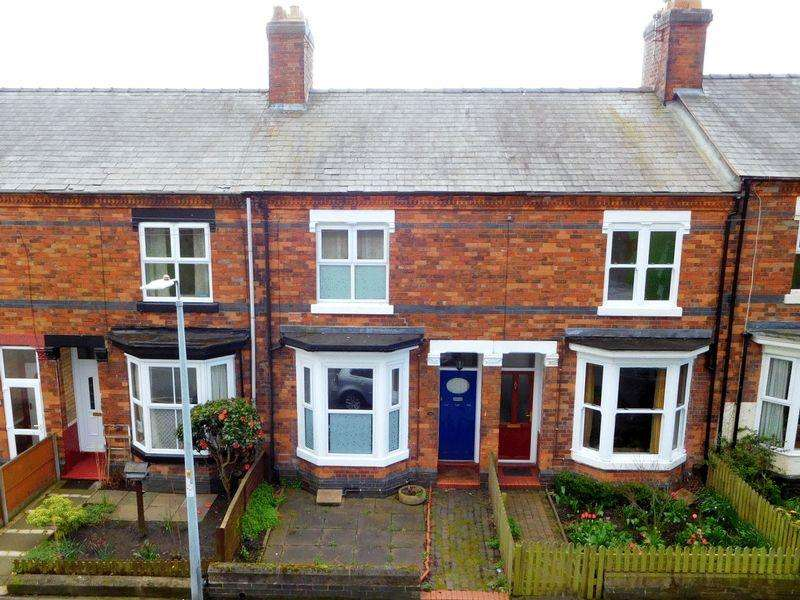 2 Bedrooms Terraced House for sale in Park View, Nantwich