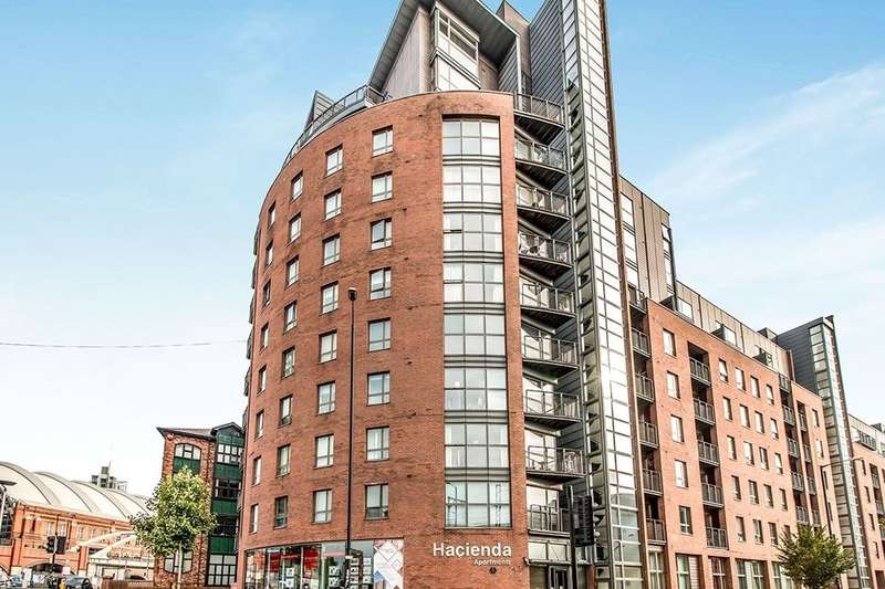 1 Bedroom Flat for sale in Whitworth Street West, Manchester, M1