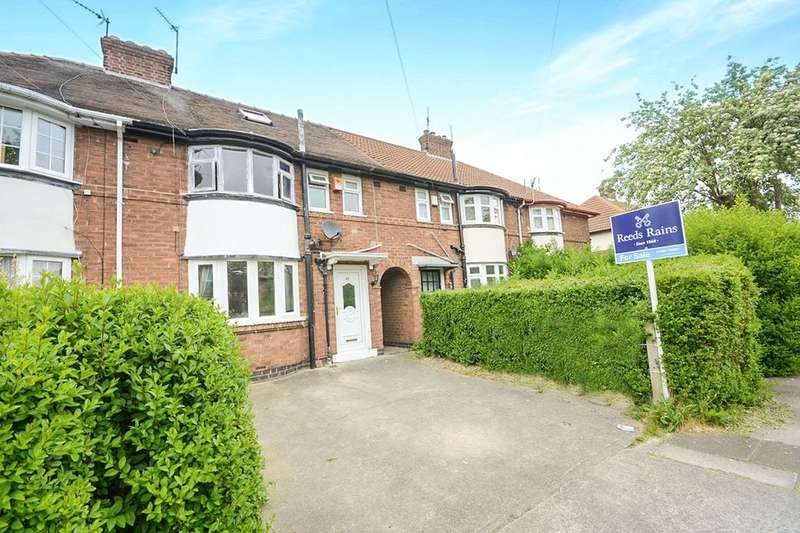 3 Bedrooms Terraced House for sale in Middleton Road, York, YO24