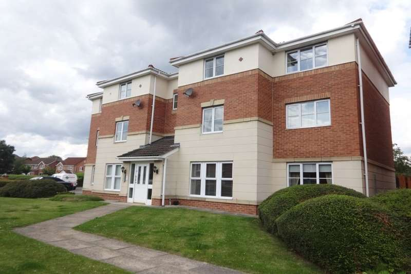 2 Bedrooms Flat for sale in Weavers Chase, Wakefield, WF2