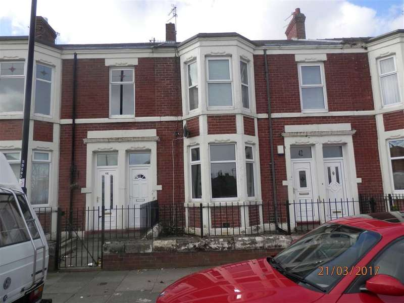 3 Bedrooms Flat for sale in Sutton Street, Newcastle upon Tyne