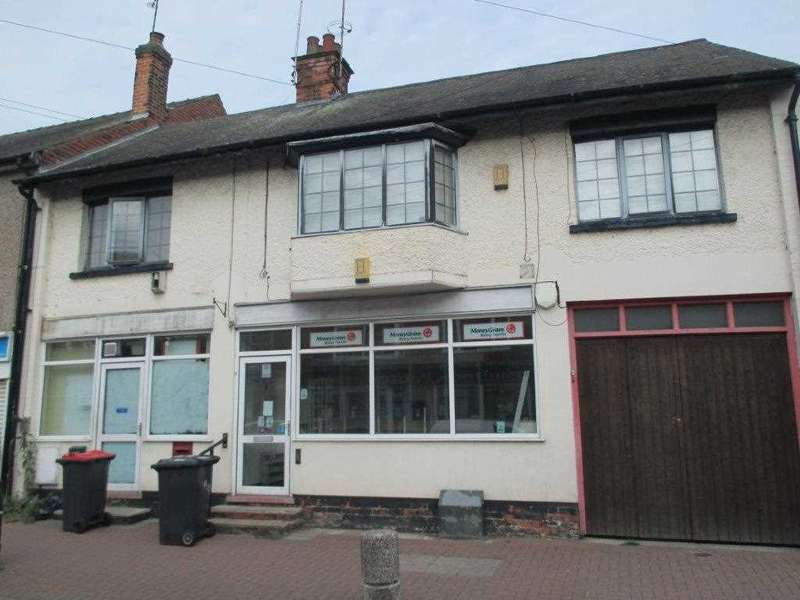 1 Bedroom Commercial Property for rent in Main Road, Jacksdale, Nottingham