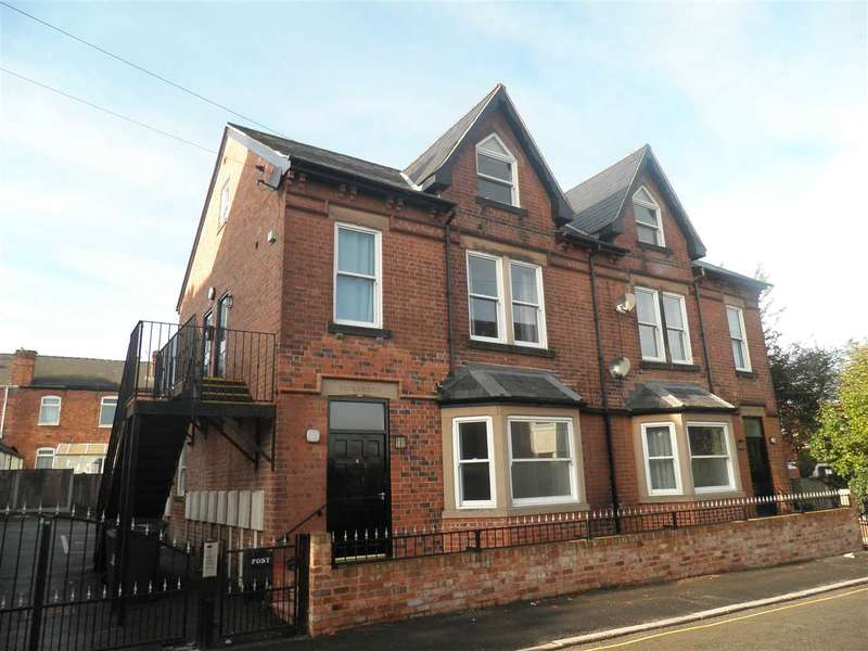1 Bedroom Apartment Flat for sale in St Mary Street, Ilkeston, Nottingham