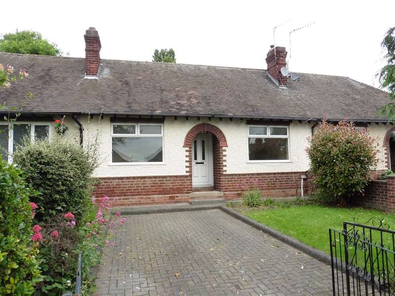 2 Bedrooms Bungalow for sale in Newthorpe Common, Newthorpe, Nottingham