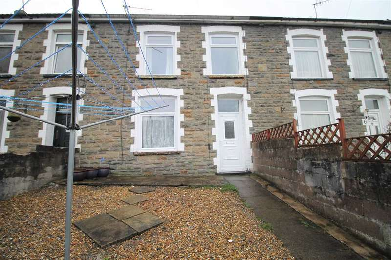 4 Bedrooms Terraced House for sale in Holburn Terrace, Tonypandy