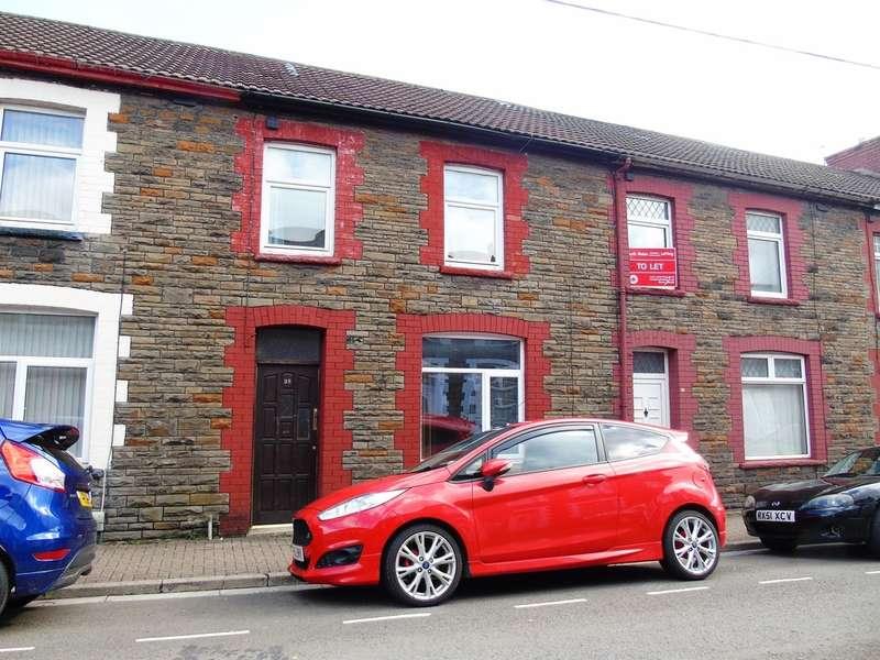 3 Bedrooms Terraced House for sale in Queen Street, Pontypridd