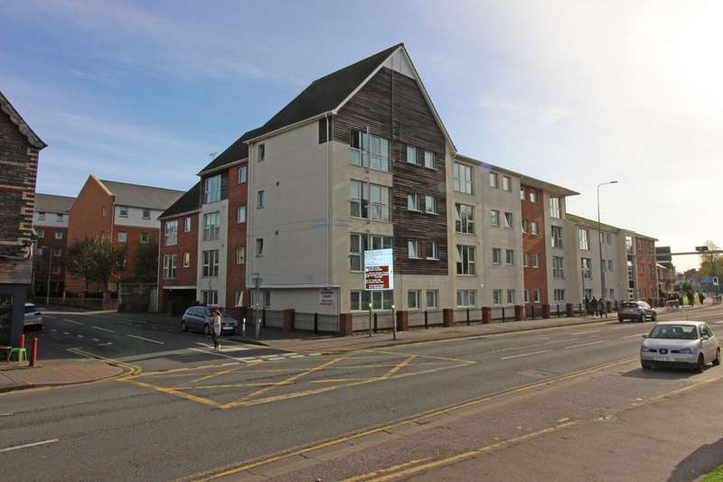 2 Bedrooms Property for sale in Lock Keepers Court, Blackweir Terrace, Cardiff