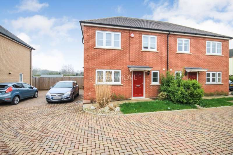 3 Bedrooms Semi Detached House for sale in Reginald Road, Harold Wood, Romford, RM3