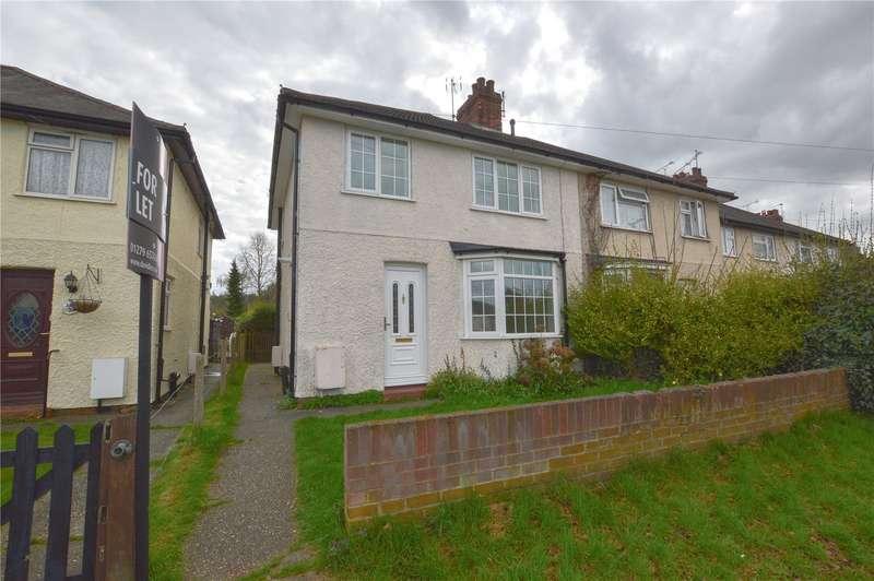 3 Bedrooms Semi Detached House for rent in Bishop's Stortford