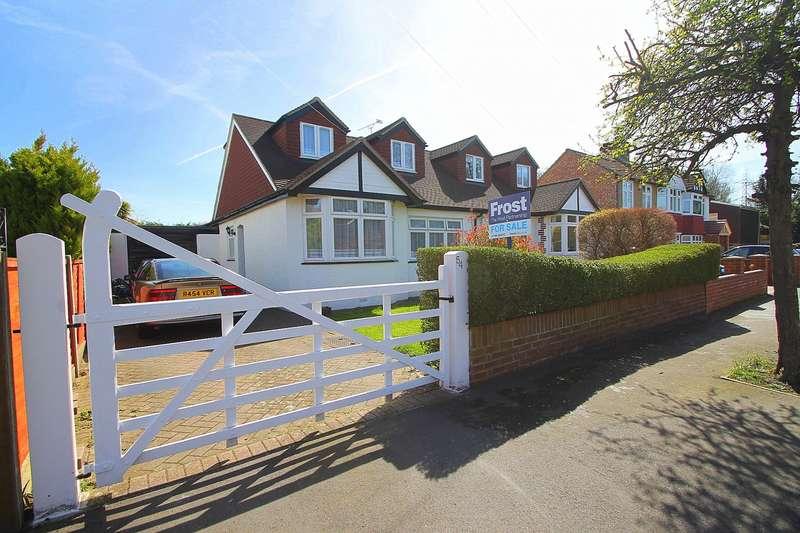 4 Bedrooms Bungalow for sale in Wellington Road, Ashford, TW15