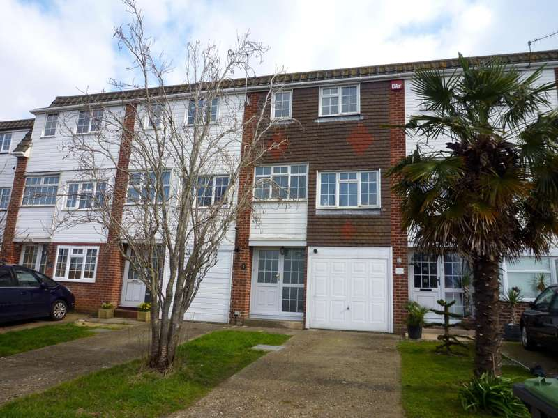 3 Bedrooms Terraced House for rent in Freshfield Gardens, Waterlooville