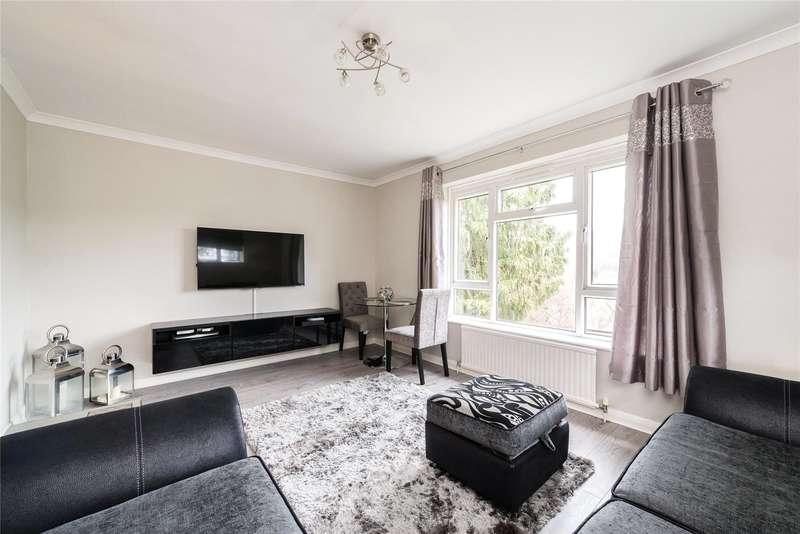 2 Bedrooms Maisonette Flat for sale in Valley Road, Kenley