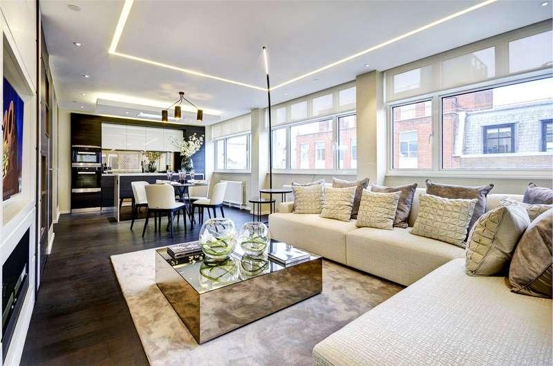 7 Bedrooms Flat for sale in Margaret Street, London, W1W