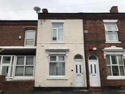 2 Bedrooms Terraced House for sale in Hampton Road, Erdington, Birmingham, West Midlands