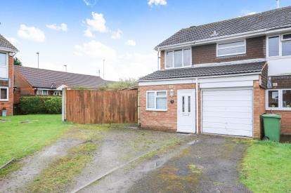 3 Bedrooms Semi Detached House for sale in Bransdale Close, Dunstall, Wolverhampton, West Midlands