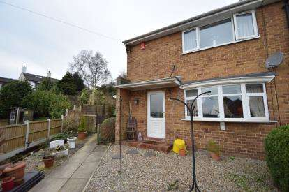 2 Bedrooms Semi Detached House for sale in Tennyson Close, Pudsey, West Yorkshire