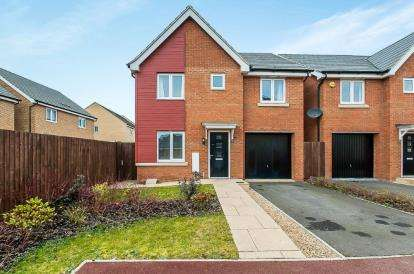 4 Bedrooms Detached House for sale in Lima Way, Peterborough, Cambridgeshire