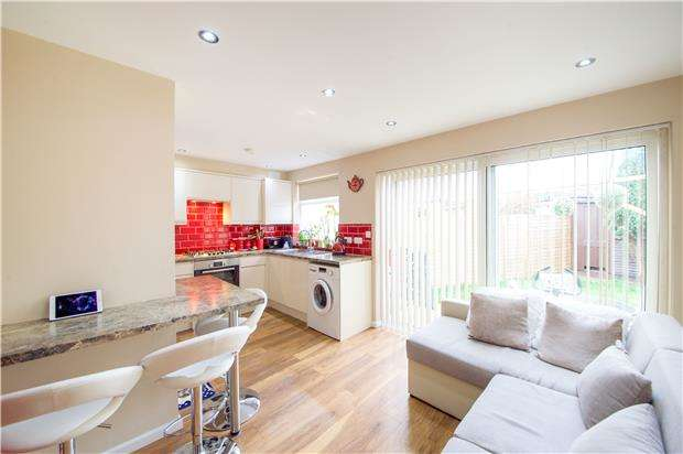 1 Bedroom Flat for sale in Aldridge Avenue, STANMORE, Middlesex, HA7 1DB