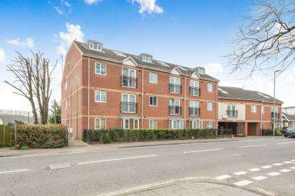 1 Bedroom Flat for sale in 104 Twyford Road, Eastleigh, Hampshire