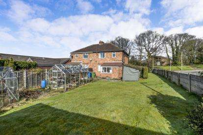 3 Bedrooms Semi Detached House for sale in Back Lane, Appley Bridge, Wigan, Lancashire, WN6