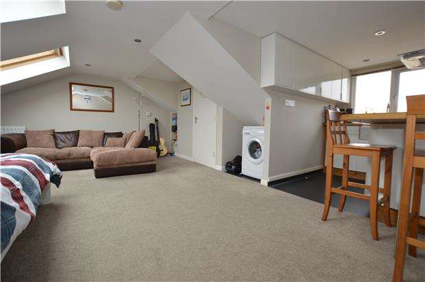 1 Bedroom Studio Flat for sale in Birch Road, Yate, BRISTOL, BS37 5ER