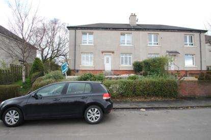 2 Bedrooms Flat for sale in Mace Road, Knightswood, Glasgow