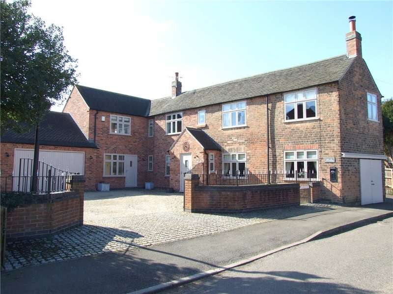 4 Bedrooms Detached House for sale in The Ridings, Ockbrook, Derby, Derbyshire, DE72