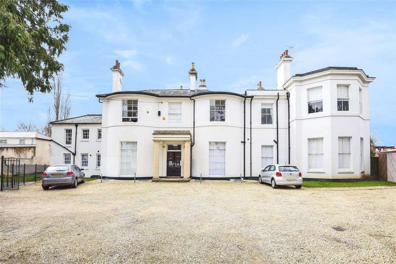 1 Bedroom Apartment Flat for sale in St. Andrews House, 28A Wilton Road, Reading, Berkshire, RG30