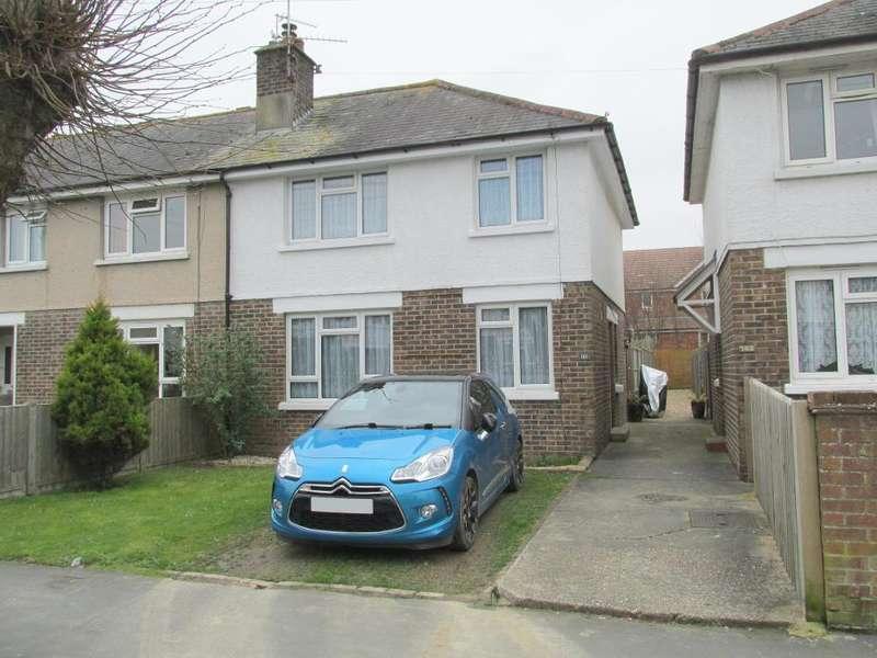 3 Bedrooms End Of Terrace House for sale in Collyer Avenue, Bognor Regis, West Sussex, PO21 5HU