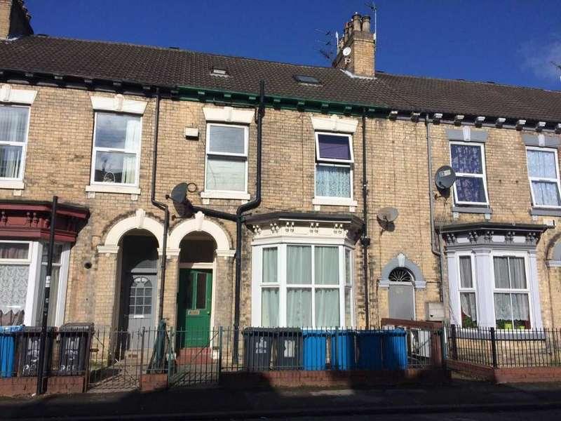 Terraced House for sale in Peel Street, Spring Bank, Hull, HU3 1QR