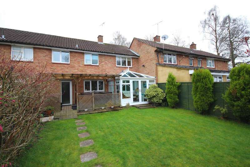4 Bedrooms Terraced House for sale in Denham Grove, Bracknell