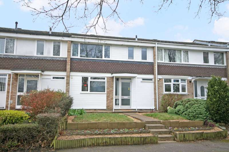 3 Bedrooms Terraced House for sale in Basildon Square