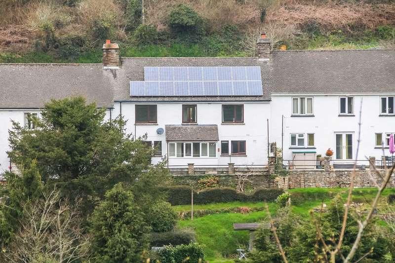 3 Bedrooms Terraced House for sale in Longcoombe Lane, Polperro