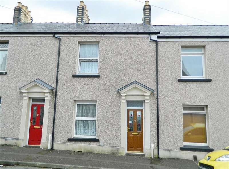 3 Bedrooms Terraced House for sale in Grandison Street, Hafod
