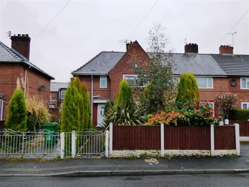 3 Bedrooms Semi Detached House for sale in Ashford Road, Withington, Manchester, M20