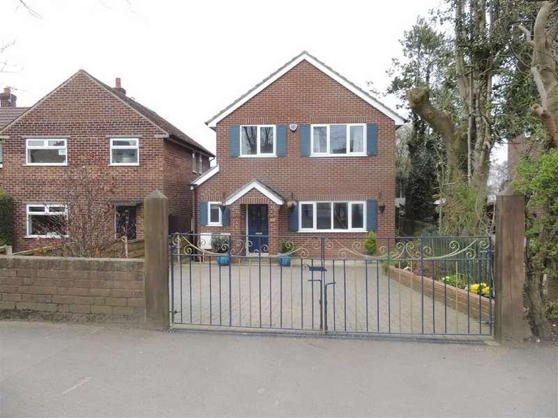 3 Bedrooms Detached House for sale in Hibbert Lane, Marple, Stockport