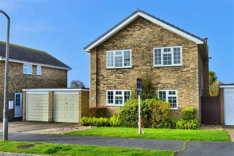 4 Bedrooms Detached House for sale in North Way, Seaford, East Sussex