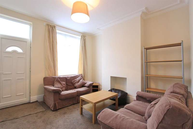 3 Bedrooms Terraced House for rent in Neill Road, Sheffield, S11 8QJ