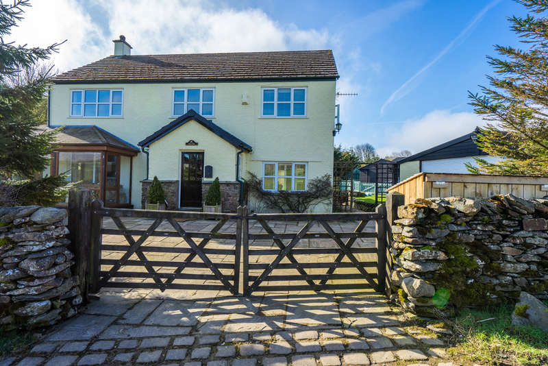 4 Bedrooms House for sale in Fellside, Whinfell, Kendal, Cumbria LA8 9EH