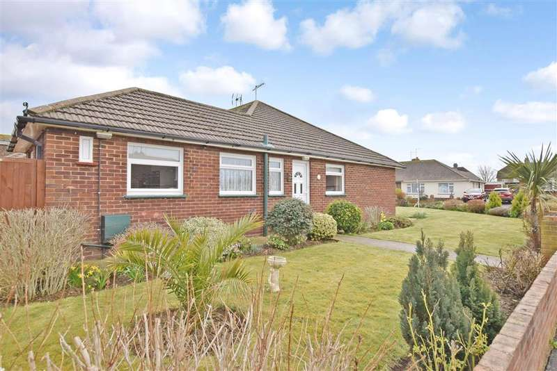 3 Bedrooms Semi Detached Bungalow for sale in Eastern Close, , East Preston, West Sussex