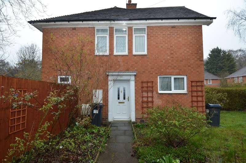 2 Bedrooms Semi Detached House for sale in Allens Croft Road, Kings Heath , Birmingham, B14