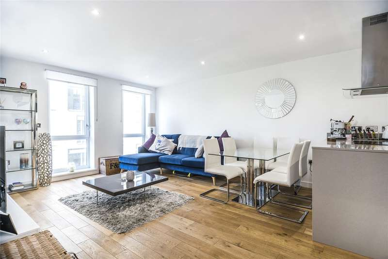 1 Bedroom Flat for sale in Summerbee House, 27 Eltringham Street, London, SW18