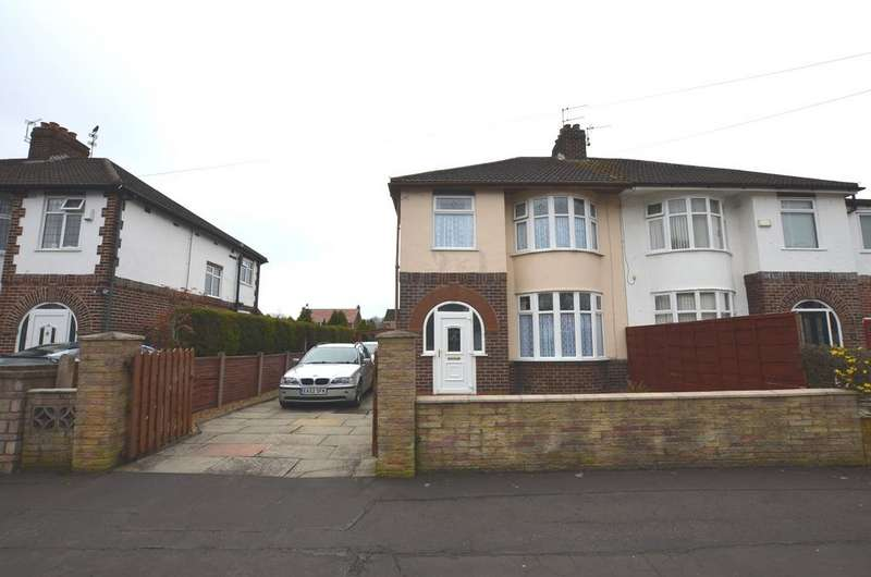 3 Bedrooms Semi Detached House for sale in Sandilands Road, Brooklands, Manchester M23