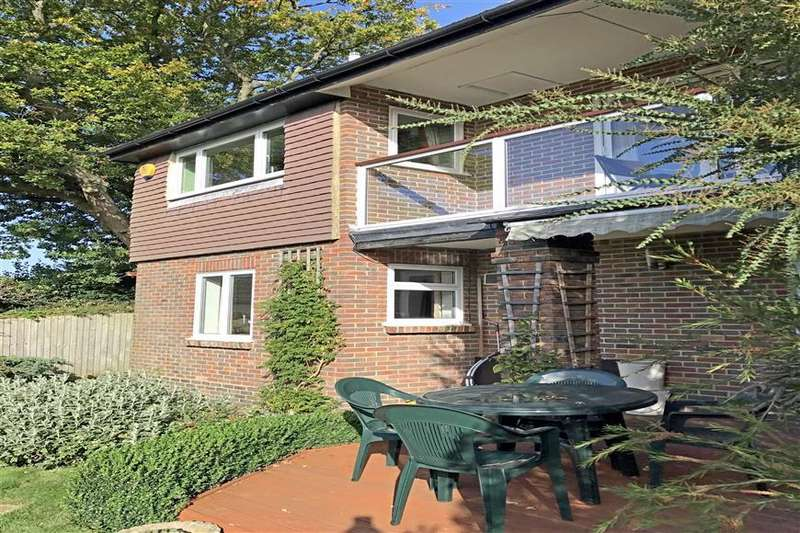 4 Bedrooms Detached House for sale in Batts Lane, Pulborough, West Sussex