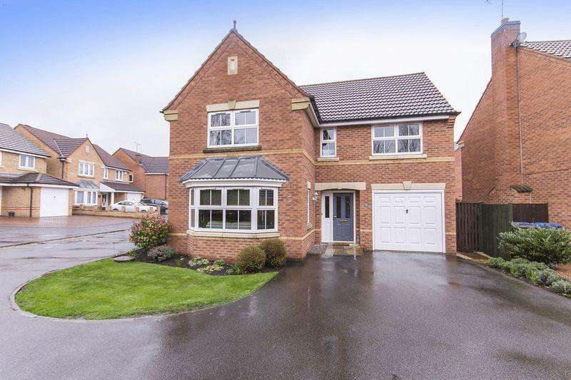 4 Bedrooms Detached House for sale in REALM CLOSE, CHELLASTON