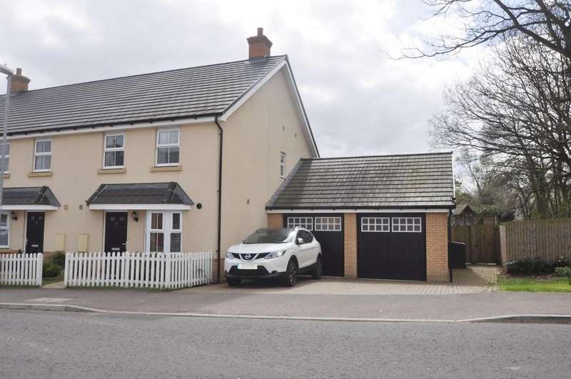 3 Bedrooms Semi Detached House for sale in Ashcroft Place