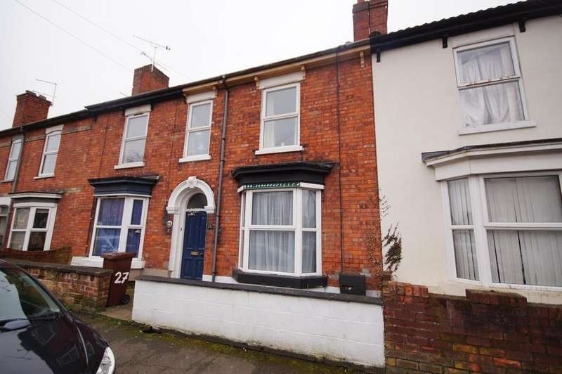 3 Bedrooms Terraced House for sale in Sewells Walk, Lincoln
