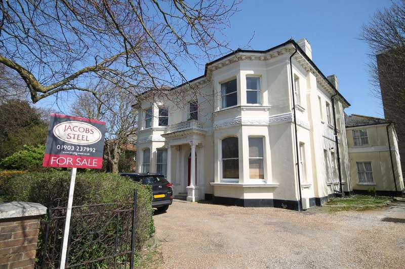 2 Bedrooms Flat for sale in Farncombe Road, Worthing, West Sussex, BN11 2BE