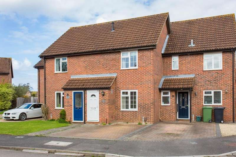 2 Bedrooms Terraced House for sale in Lindsay Drive, Abingdon