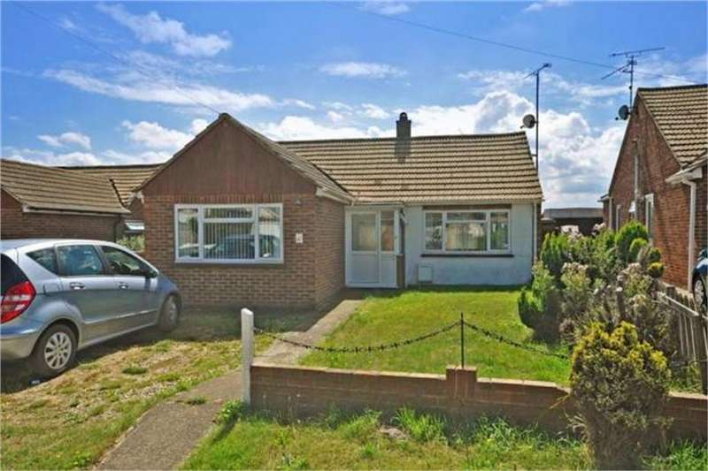 2 Bedrooms Detached Bungalow for sale in Ford Close, Studd Hill, Herne Bay, Kent
